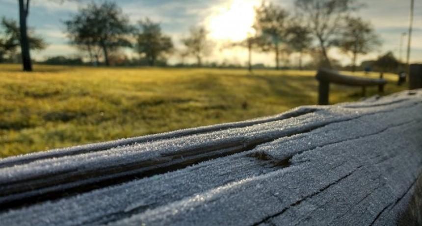 Sigue el frío intenso, pero anticipan una suba gradual de temperaturas