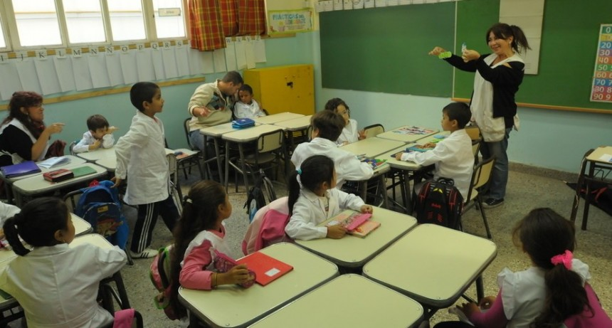 Informaron cuándo se abonará el aumento de un código de compensación a docentes