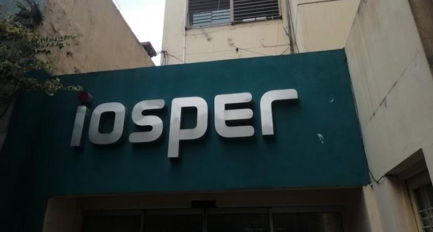 Iosper: la disputa por una caja de $3.828 milones