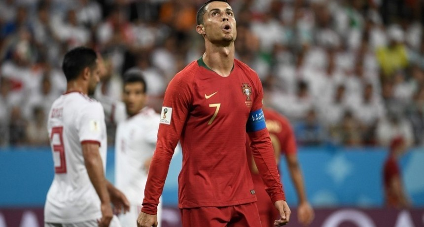 Portugal empató con Irán: sin Cristiano no hay paraíso y juega ante Uruguay