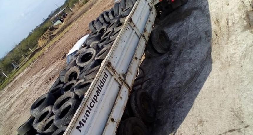 Gestión de manejo y Tratamiento responsable de los neumáticos