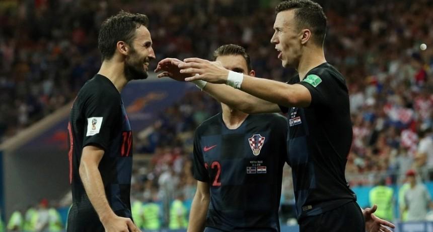 Croacia le ganó a Islandia y le dio una mano enorme a la Argentina