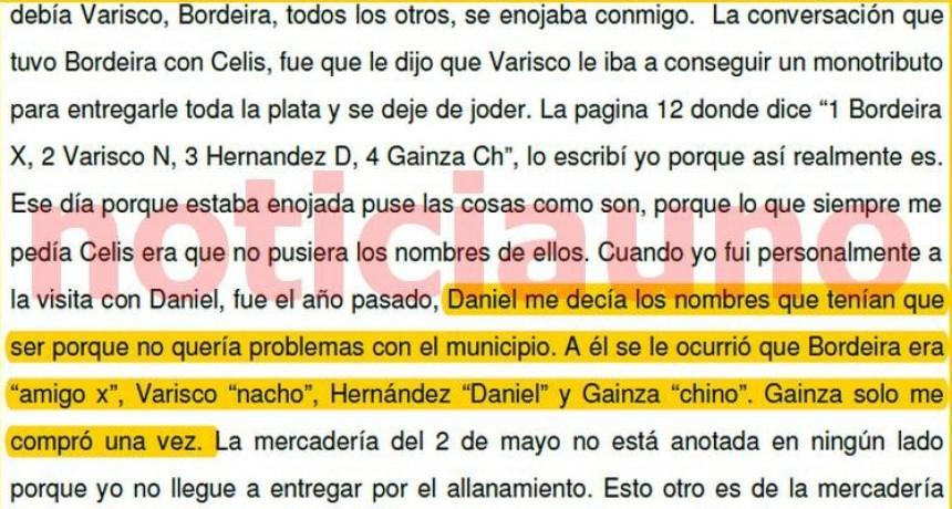 Narcomunicipio: nuevos detalles escalofriantes de la conexión entre Cambiemos y Celis
