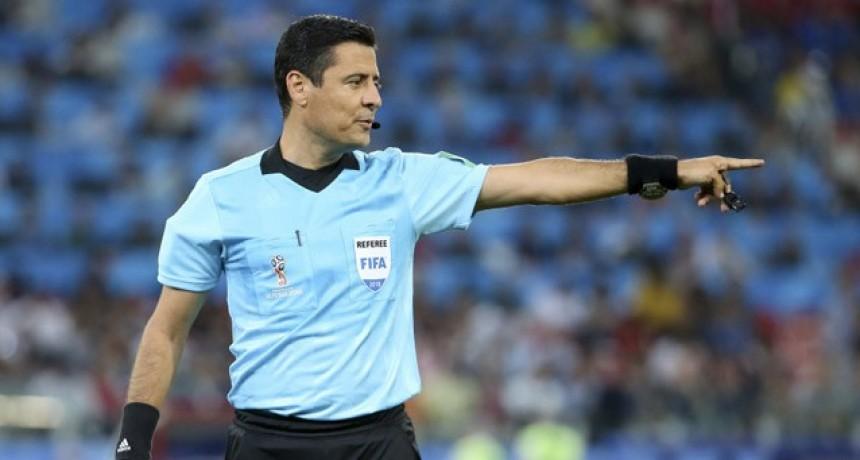 El iraní Faghani será el árbitro del cotejo de Octavos entre Argentina y Francia