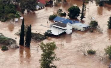 Continúan los problemas con las inundaciones en el noreste argentino