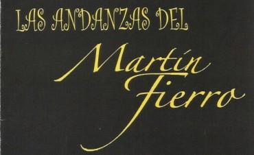 """Presentan la obra teatral """"las Andanzas del Martín Fierro"""""""