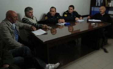 Quedó constituido el Consejo de Seguridad Vecinal en el ámbito municipal