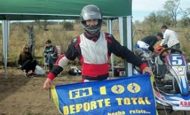 Informe de lo ocurrido en el Karting Zonal