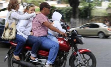 Informe Moto: el transporte de los pobres