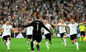 Alemania eliminó a Italia por penales y es Semifinalista de la Eurocopa 2016