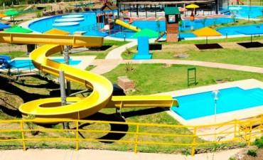 Reabrió sus puertas el Parque Acuático de Federación