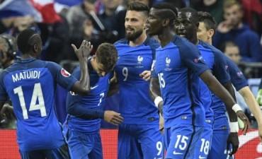Francia le puso fin al sueño de Islandia y jugará con Alemania
