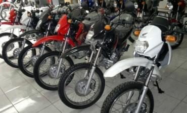 En junio la venta de motos cayó un 23 por ciento
