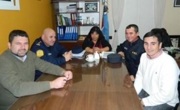 Reunión Institucional por