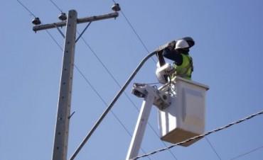 Solicitan reparar luminarias del alumbrado publico