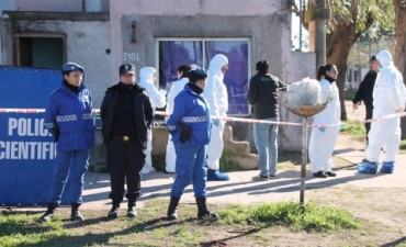 Masacre en Necochea: