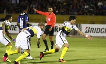Copa Libertadores: Boca no pudo sostener la ventaja y cayó ante Independiente del Valle