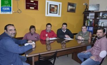 Reunión Institucional con la Comisión Organizadora de la Fiesta del Cuchillero.