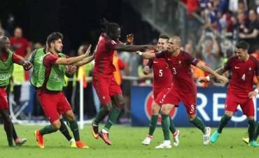 Portugal ganó en el alargue y es campeón de la Eurocopa por primera vez