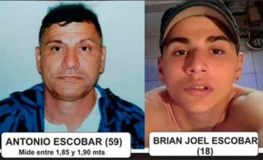 Difundieron las imágenes de los buscados por el crimen del soldado Bermani