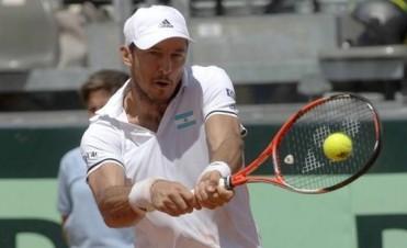 Copa Davis : Perdió