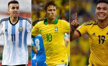 Fútbol olímpico devaluado: habrá pocas figuras en Río de Janeiro