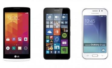 ¿Cuáles son los smartphones del plan anunciado por el Gobierno?