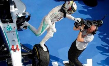 Fórmula 1: Hamilton se quedó con el Gran Premio de Hungría