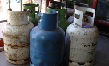 Se conocieron los nuevos precios de las garrafas de gas para uso doméstico