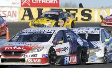 Werner fue octavo en Rafaela y recuperó la punta del campeonato en el Súper TC2000