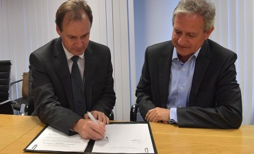 Bordet firmó el Compromiso Federal de Modernización