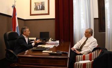 Lauritto supervisará el tratamiento de la ley de narcomenudeo en la Cámara de Diputados
