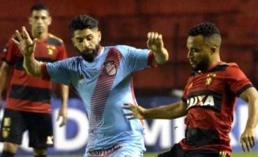 Sport Recife-Arsenal, por la Copa Sudamericana: una derrota que complica al equipo de Sarandí