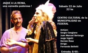 Noche de Teatro en el Centro Cultural