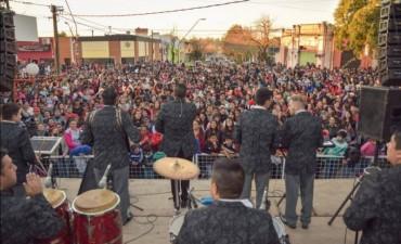 Federal : Festejo multitudinario por el Día del Amigo