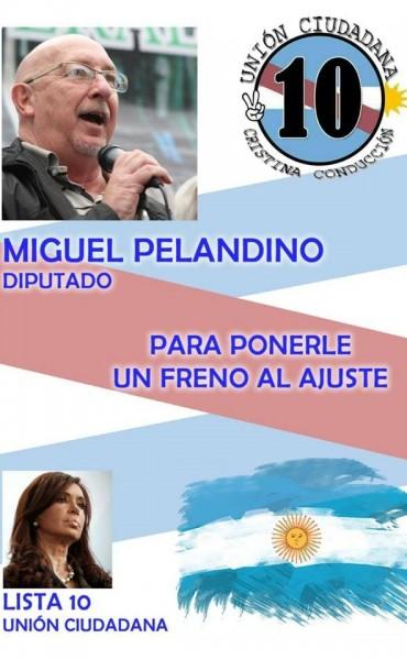 Miguel Pelandino
