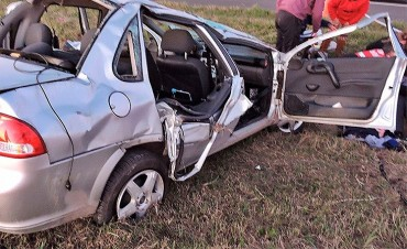 Entre Ríos está en la zona con más accidentes de tránsito graves en el país