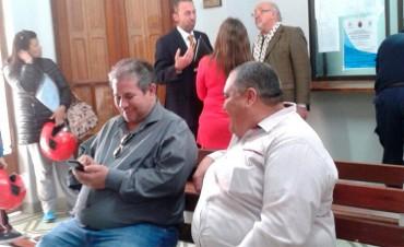 De la Rosa y seis dirigentes de UPCN van a juicio por coacción agravada