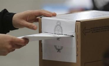 Elecciones: implementan medidas para facilitar el voto a discapacitados