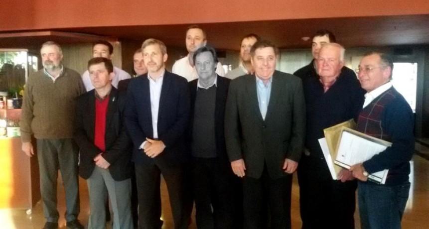 Cambiemos sacó a Varisco de la presidencia del Foro de Intendentes