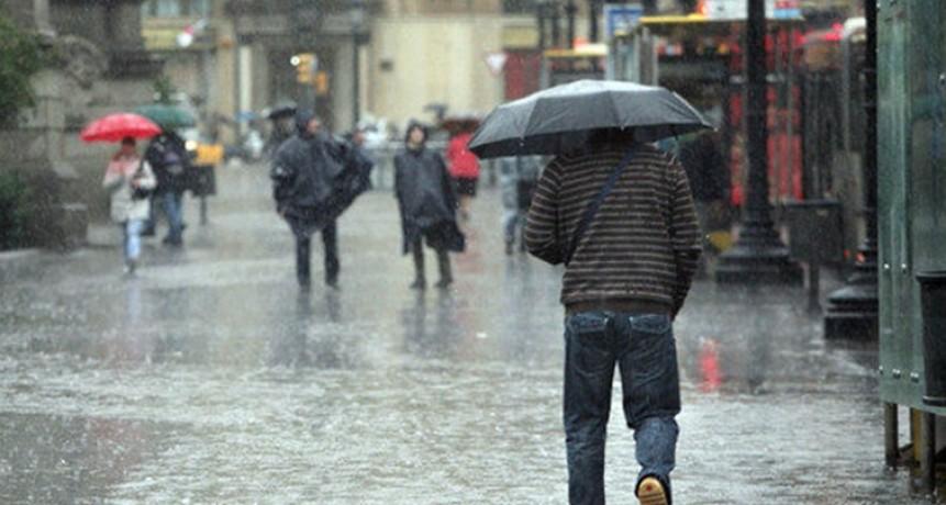 Se anuncia un fin de semana con mal tiempo en Entre Ríos