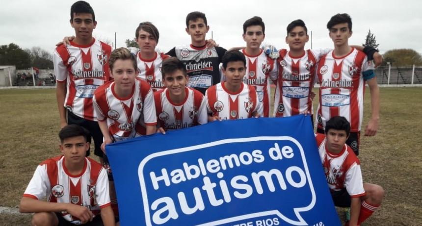 Torneo Nacional Sub - 15 : Claro triunfo de Federal por 3 a 0 ante Santa Elena .