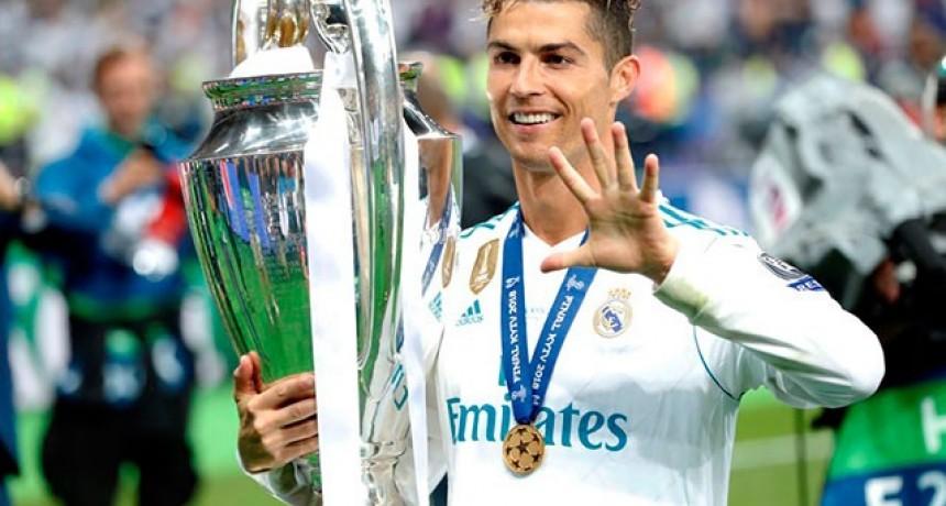 Es oficial: se concretó el pase del año y Cristiano Ronaldo jugará en la Juventus