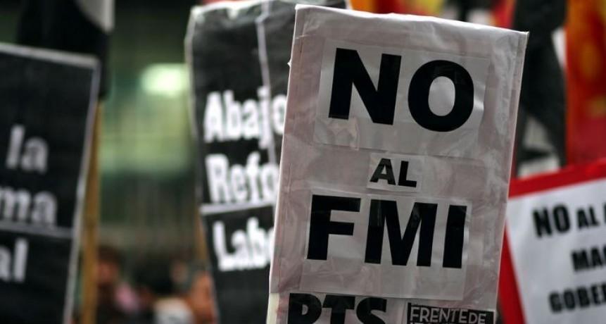"""La """"letra chica"""" del pacto con el FMI ya genera polémica"""