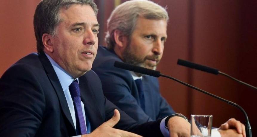 El gobierno propone que las provincias asuman el 33% del ajuste