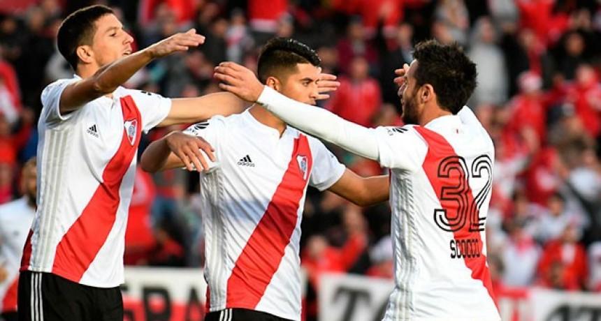 River goleó a Central Norte en Santa Fe y avanzó de ronda en la Copa Argentina