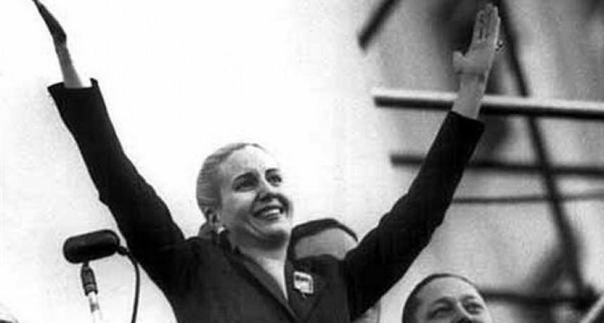 El justicialismo federalense rinde homenaje a Evita