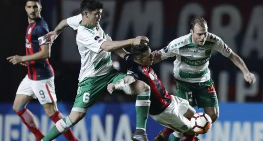 San Lorenzo recibió un golpe inesperado, que lo compromete en la Sudamericana