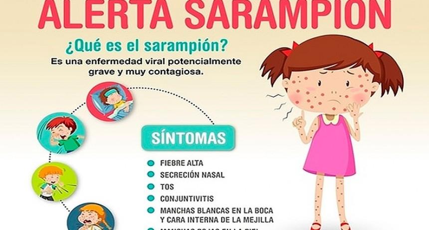 Crece la preocupación por el avance del sarampión en varios países de América