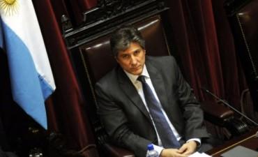 Presionan para que Boudou deje de presidir las sesiones del senado